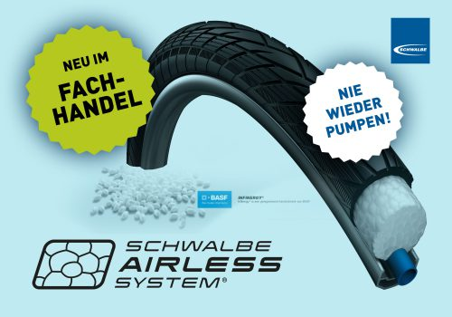 Bikes Reifen Schwalbe Airless System